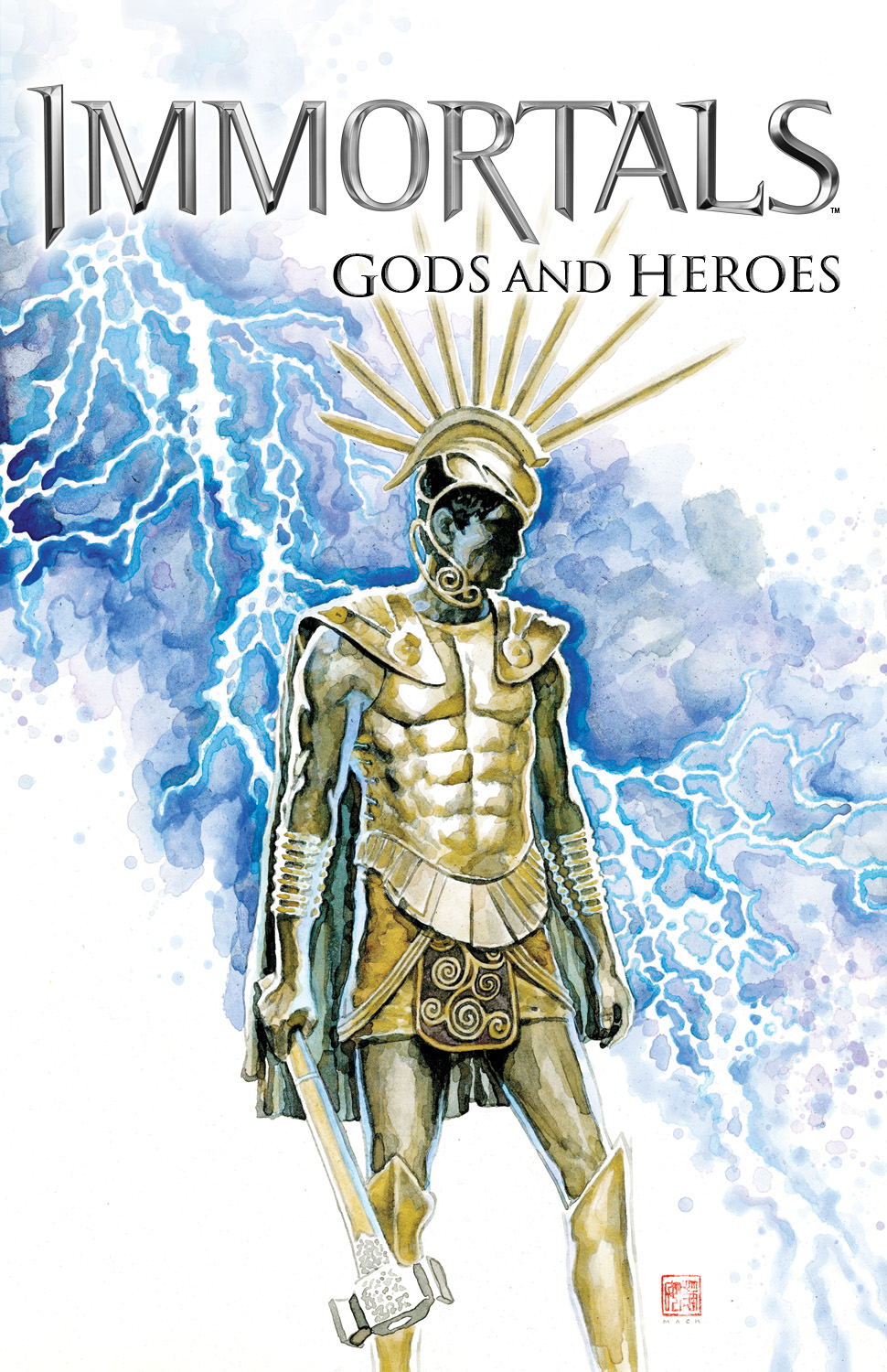 Immortals - Gods and Heroes