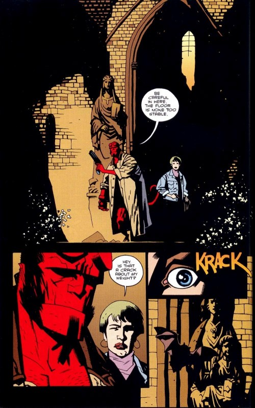 Hellboy - The Wolves of Saint August 2