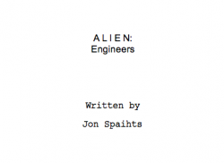 Alien: Engineers