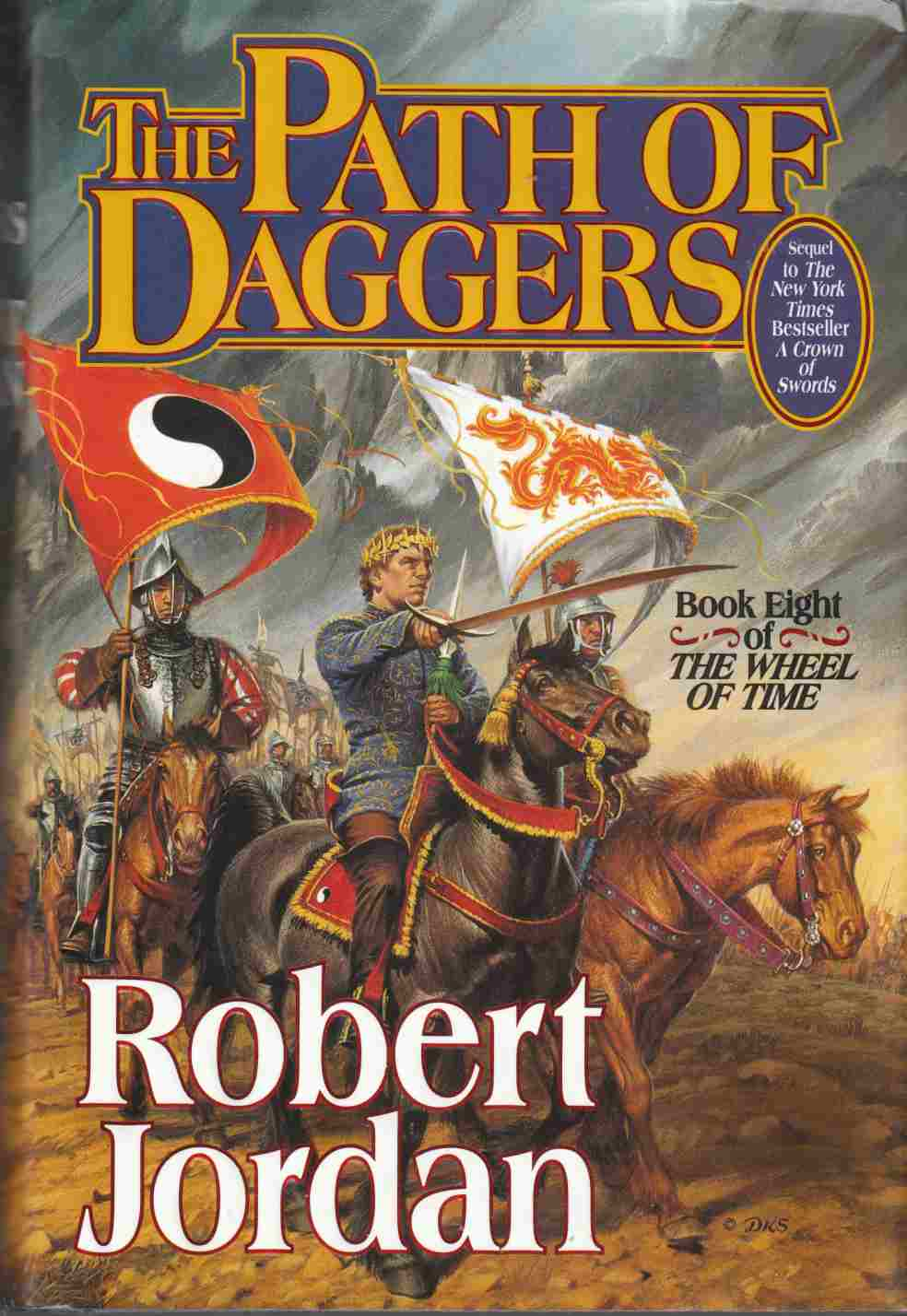 Wheel Of Time 08 The Path Of Daggers