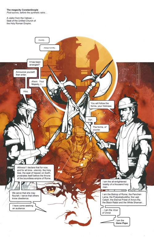 Pax Romana V2007 #1 (of 4) - Destroy The Past. Create The Future. (2007_12) - Page 3